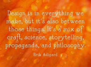 Design-is-in-everything