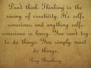 Dont-think-Thinking-is