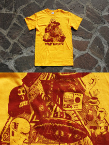 t shirt with design