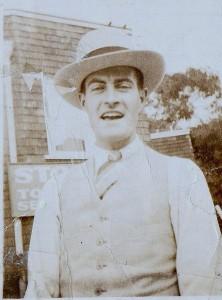 Man in 1920s
