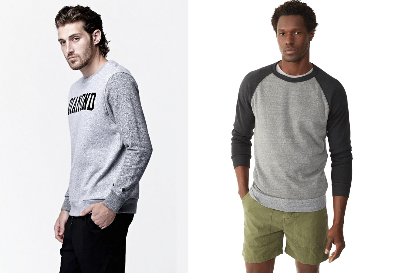 Pullover Sweatshirts