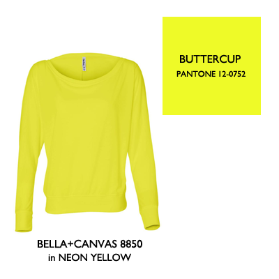 2016 Color Trends Buttercup
