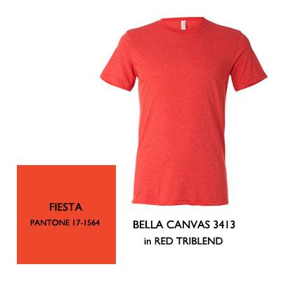 2016 Color Trends Fiesta