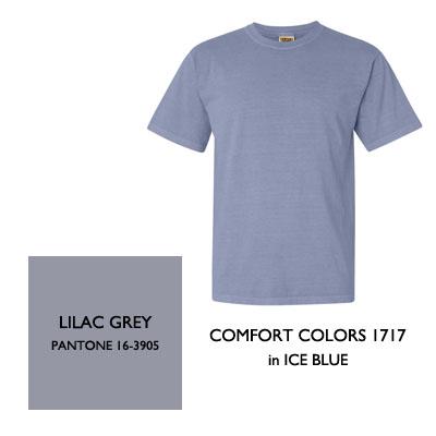 2016 Color Trends Lilac Grey