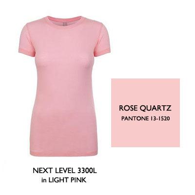 2016 Color Trends Rose Quartz