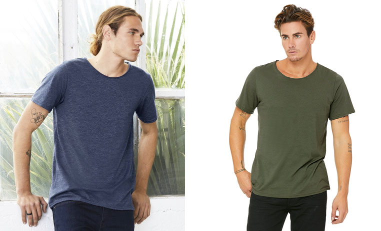 Bella + Canvas 3014 - High Quality Blank T-Shirts