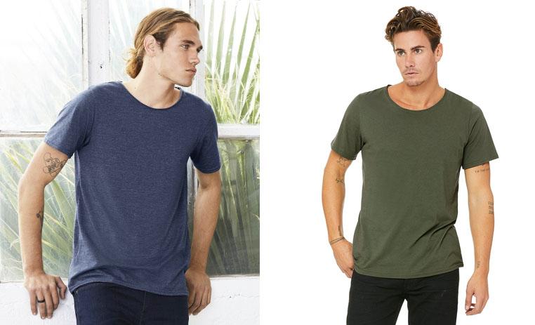 Bella + Canvas 3014 - High Quality Blank T-Shirts