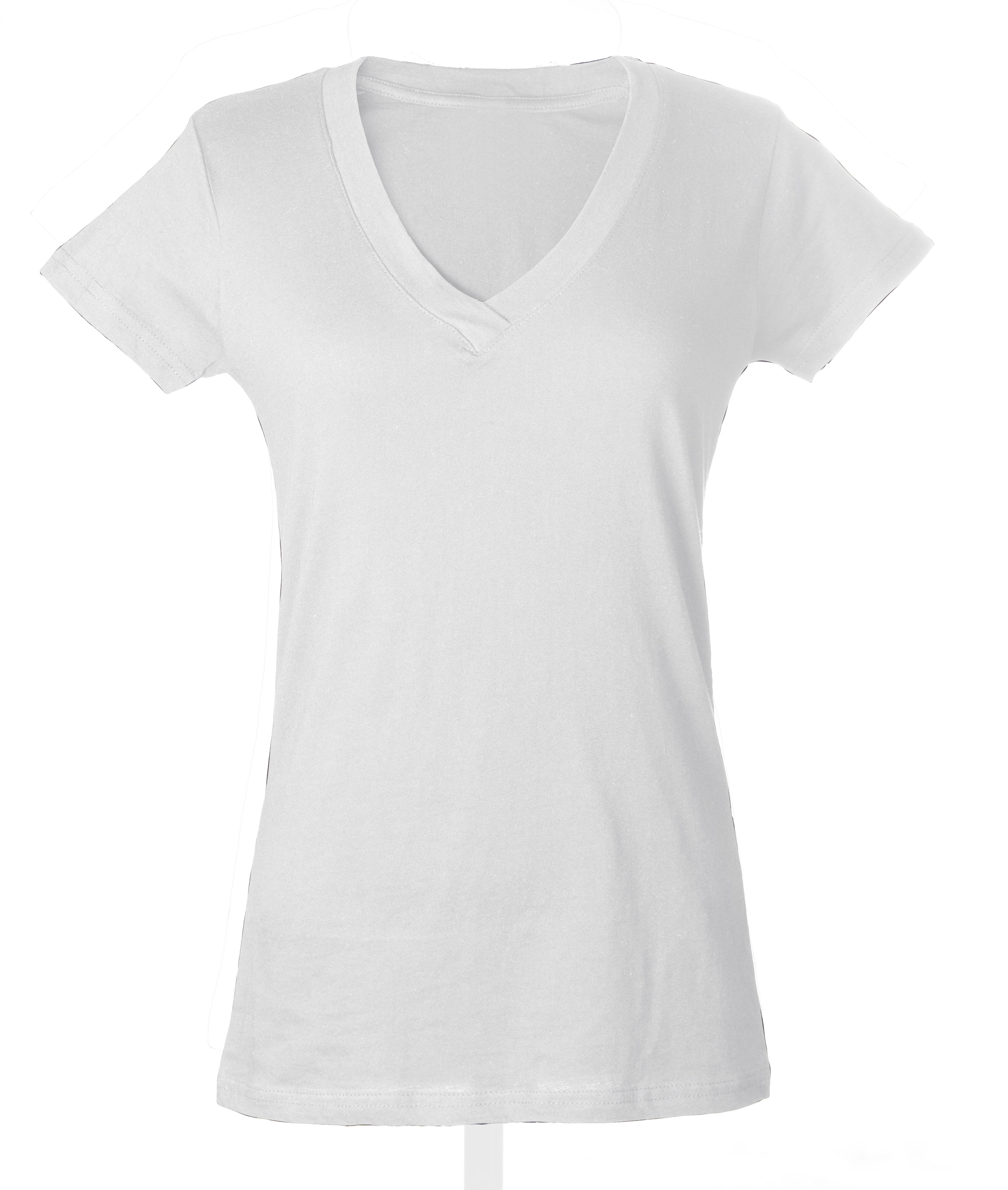 Tultex 0214 for Womens v neck t shirts