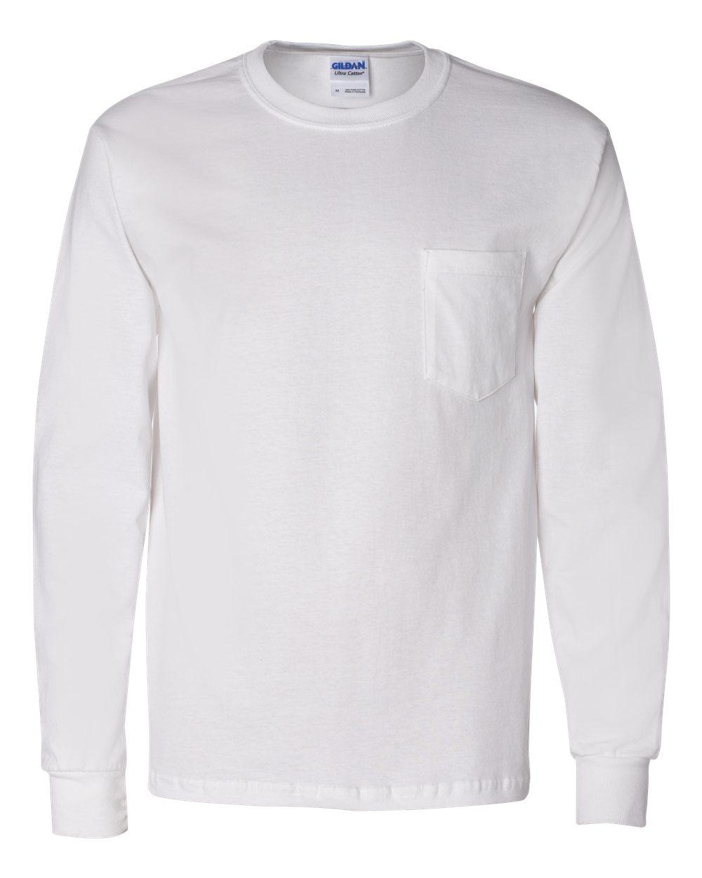 Gildan 2410 for Pocket tee shirts for womens