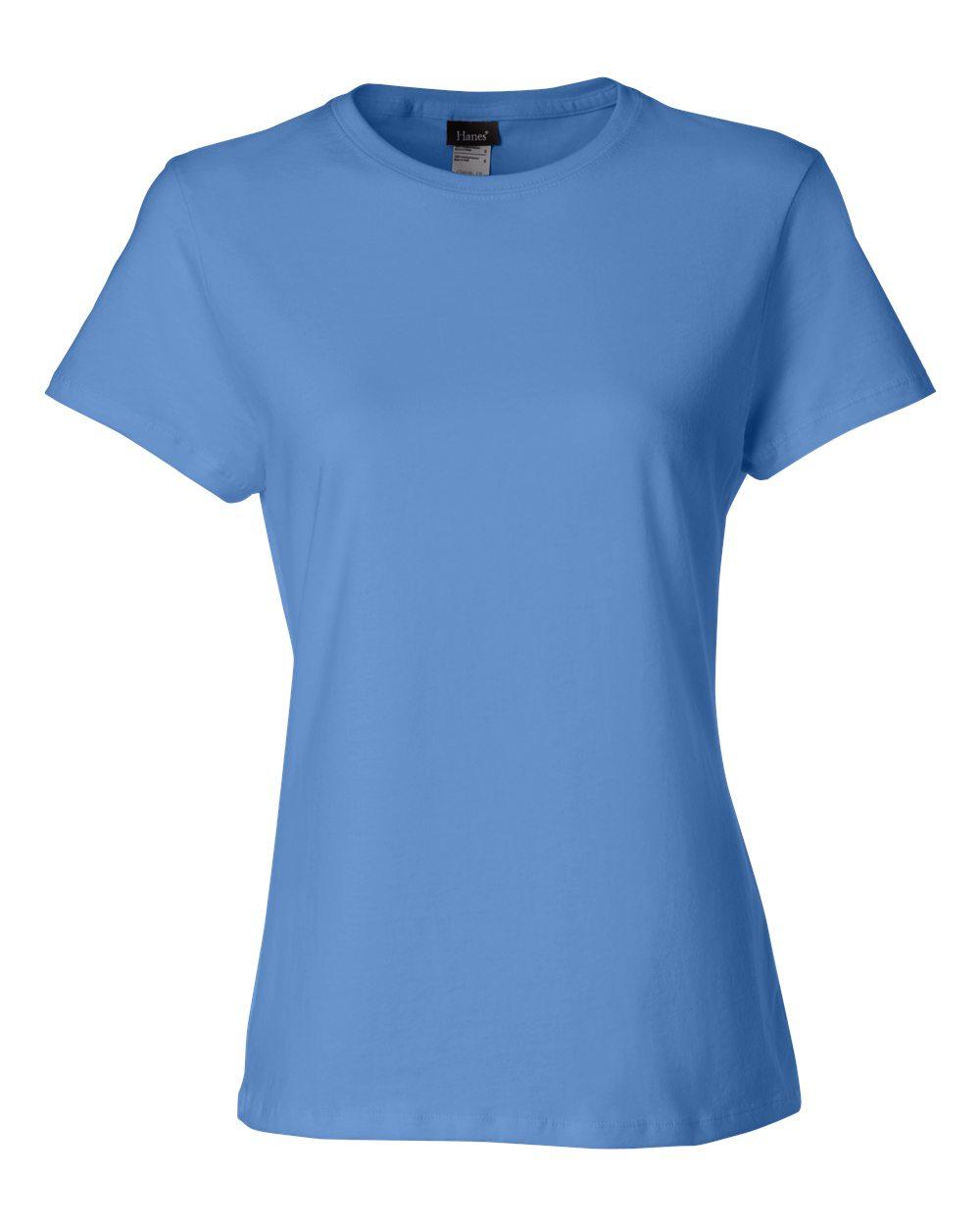 Hanes Mens Nano Premium Cotton TShirt Pack of 2