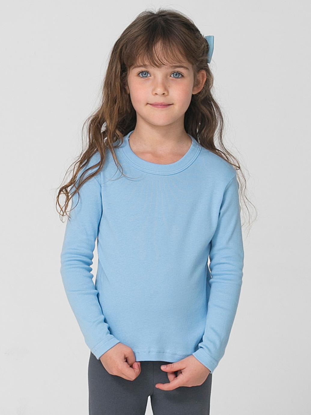 Baby Blue Womens Shirt