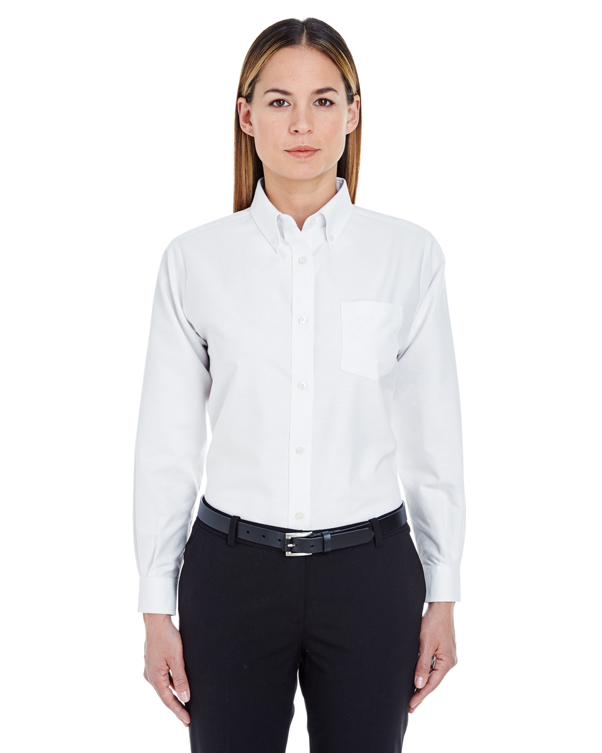 Ultraclub 8990 Wrinkle free shirts for women