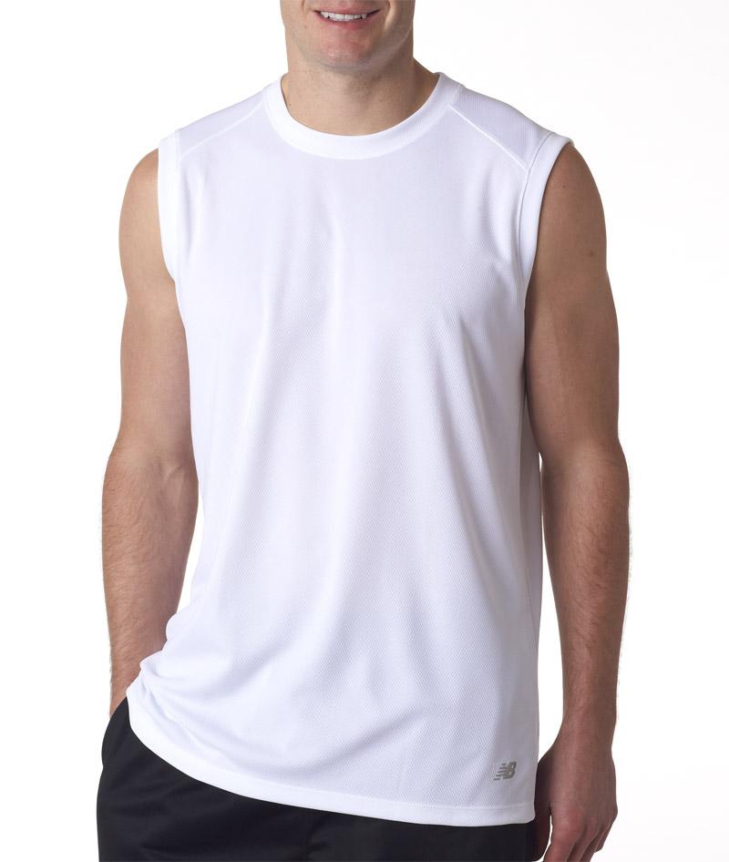 Nb7117 New Balance Men 39 S Ndurance Athletic Workout T Shirt