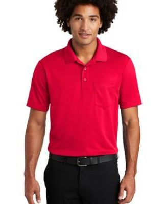 Sport Tek ST640P Sport-Tek  PosiCharge  RacerMesh  Pocket Polo Catalog