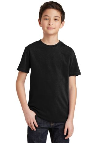 DT5000Y District® Youth The Concert Tee Black