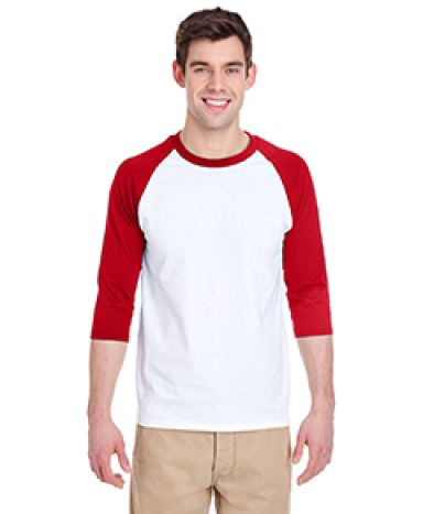 White/ Red