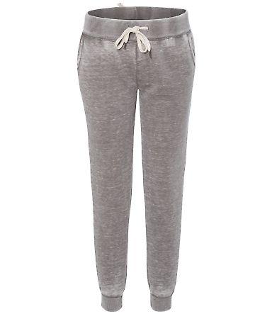 8944 J. America - Women's Zen Fleece Jogger Cement