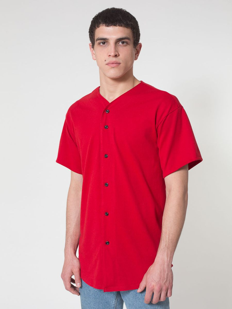 abbbd116cb7 ... 1403 american apparel thick knit jersey baseball tee