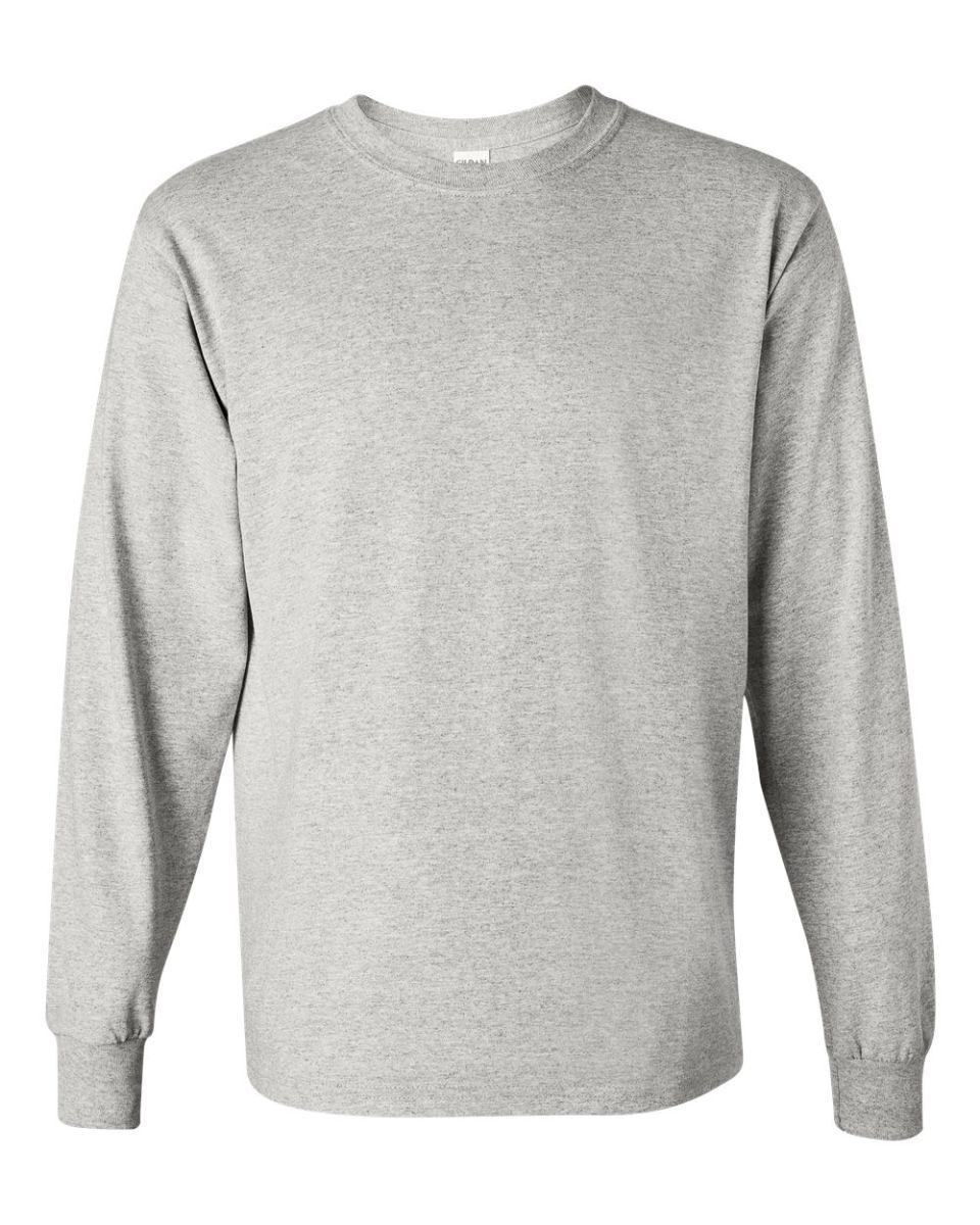 Gildan 5400 for Long sleeve 100 cotton shirts