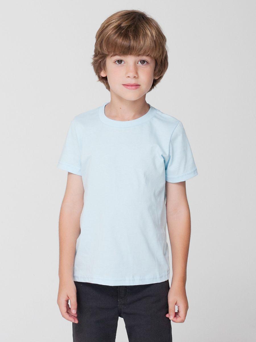 American apparel womens short sleeve blank t shirt male Boy white t shirt
