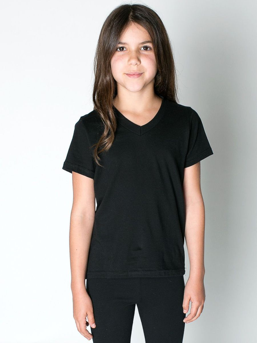 V Neck Kids T-Shirts from CafePress are professionally printed and made of the best materials in a wide range of colors and sizes.