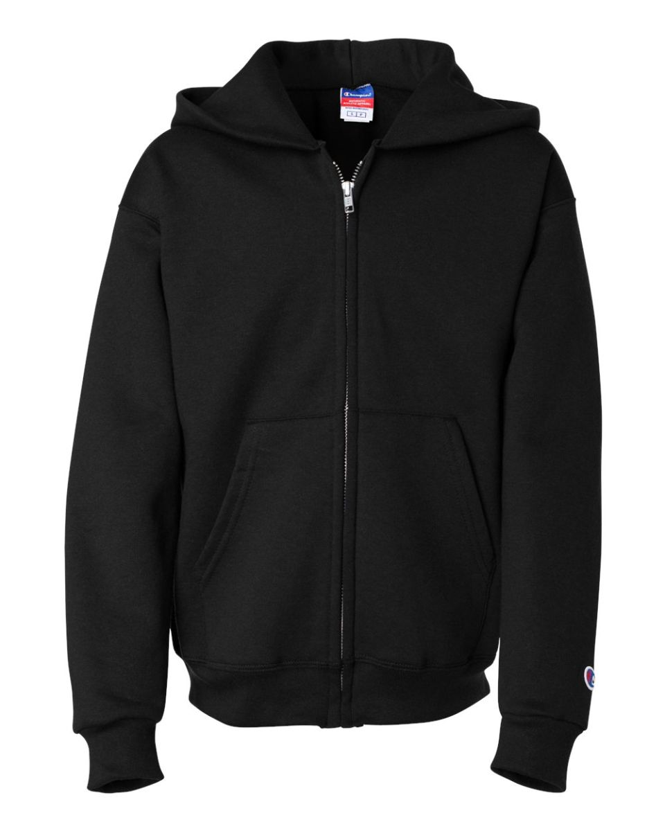 Hoodies with zippers