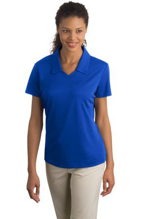 Womens Navy Blue Polo Shirts