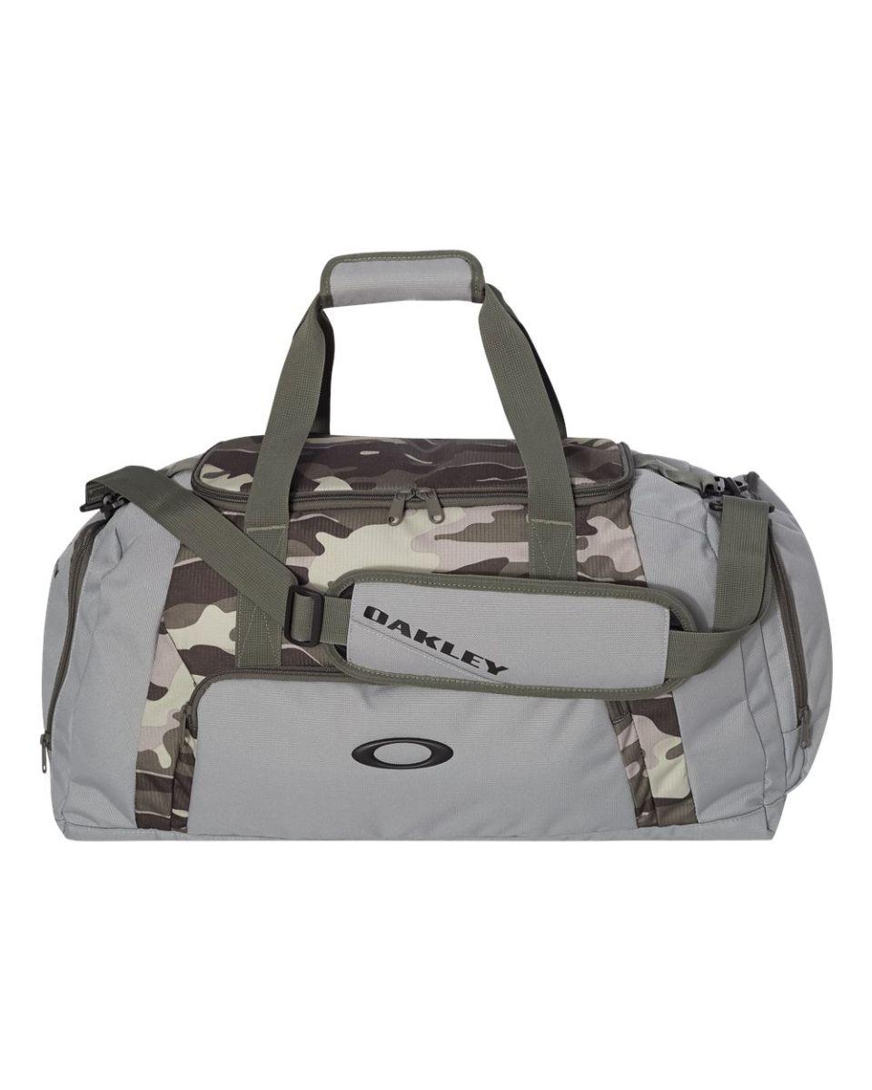 Oakley 92904ODM Gym To Street 55L Duffel Bag Olive Camo