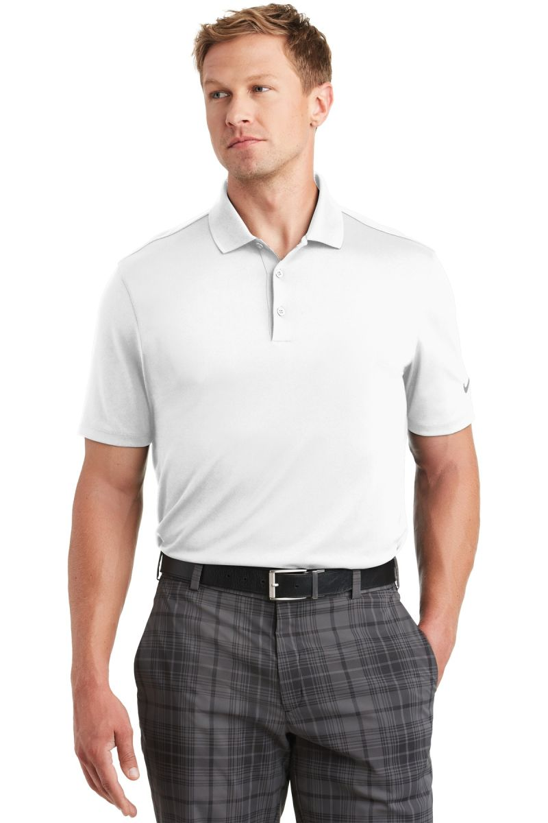 Nike Golf 838956 Dri-FIT Players Polo with Flat Knit Collar ...