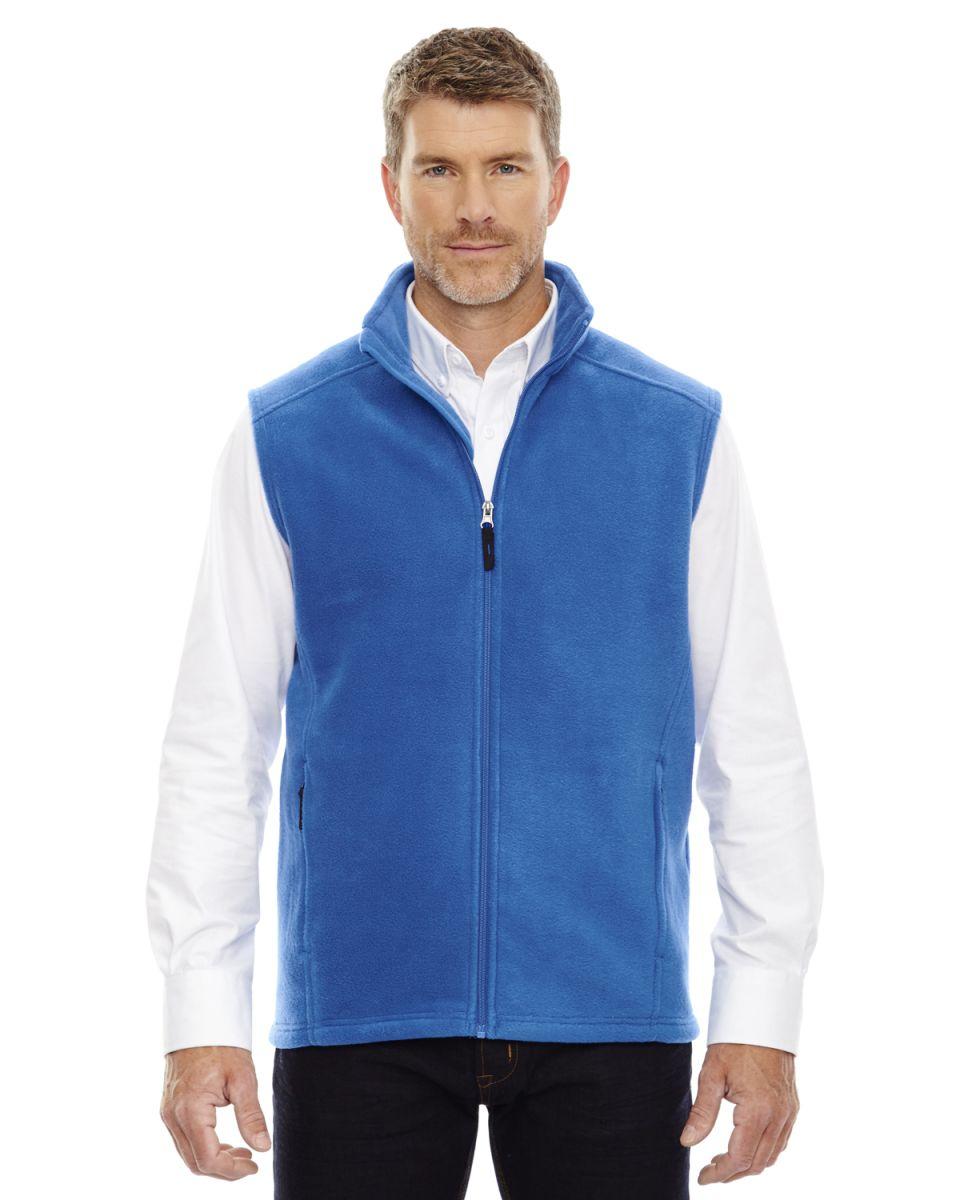 88191 core 365 journey men s fleece vest true royal 438