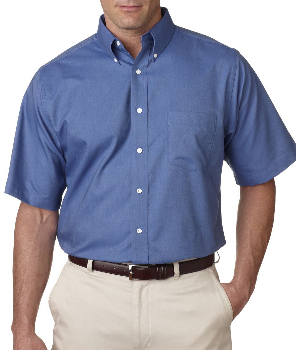 Ultraclub 8972t for Wrinkle free button down shirts