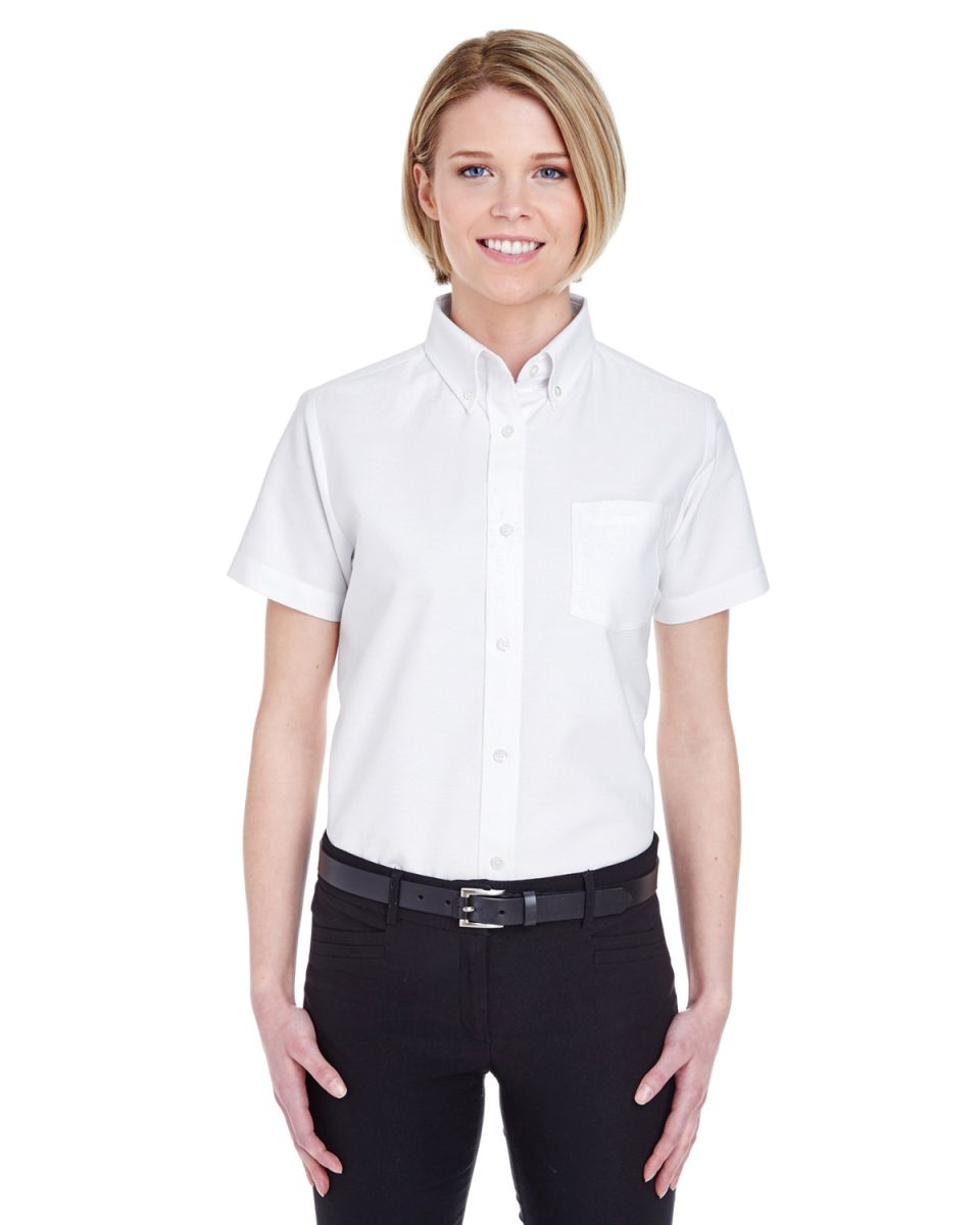 Ultraclub 8973 Wrinkle free shirts for women