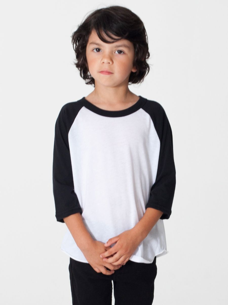 Black t shirt for toddler - White Black Click The Image To Expand