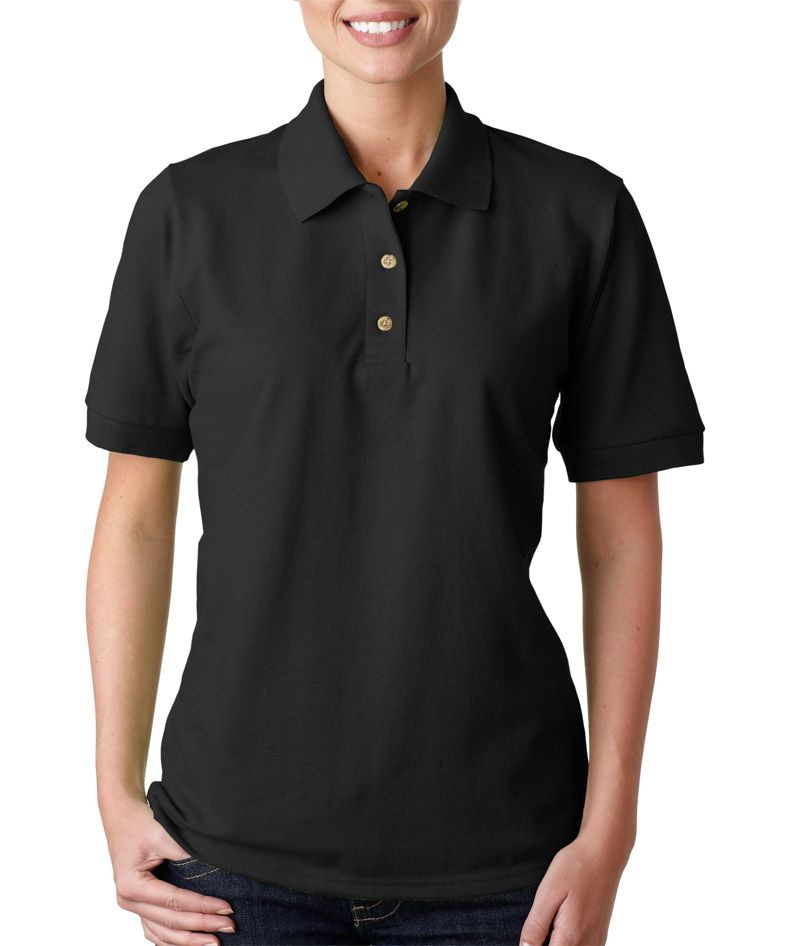 Gildan 3800l for Blank polo shirts for embroidery