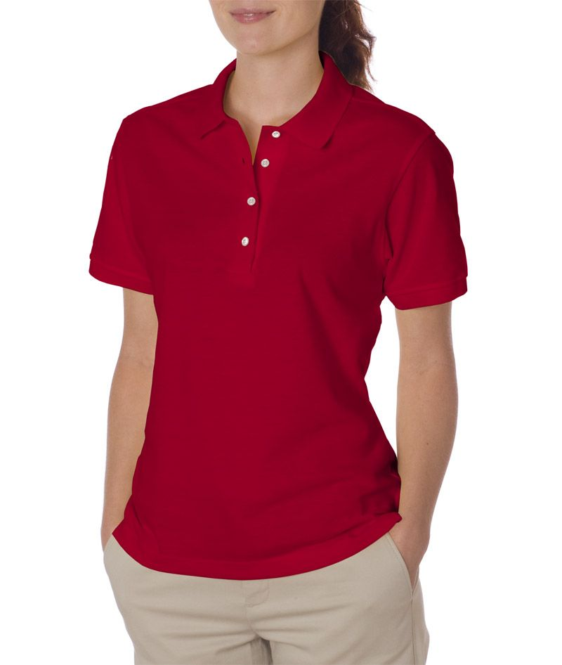Womens Black Shirt With White Collar And Cuffs