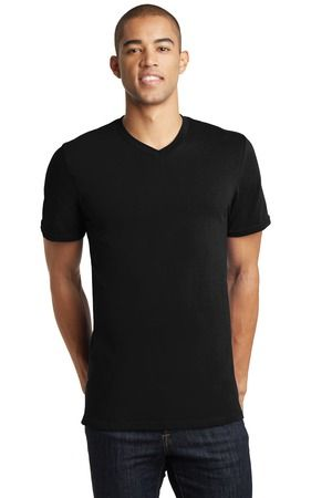 District clothing dt5500 for Model black t shirt