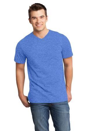 Mens Low V Neck T Shirts