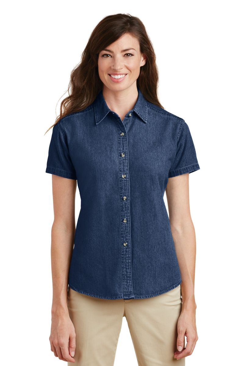 Port company lsp11 for Jeans shirt for ladies online