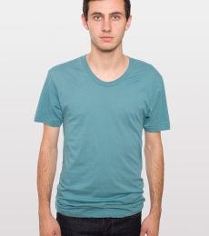 American Apparel RSA6402 Unisex Sheer Summer T-Shirt