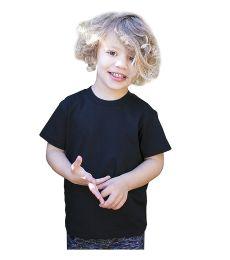 Toddler Organic Cotton Crewneck T-Shirt