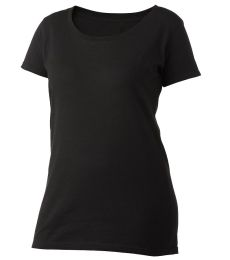0243TC Tultex 243/Ladies' Poly-Rich blend Scoop Neck tee