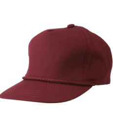 DISCONTINUED 6002 Flexfit Classic Poplin Golf Hat