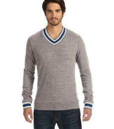 09594EC alternative Men's V-neck Sweatshirt