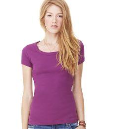 BELLA 1003 Womens Scoop Neck T-shirt