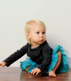 105 BELLA+CANVAS Infant 5.8 oz. Baby Rib Long-Sleeve T-Shirt