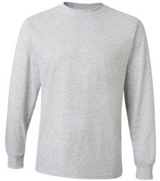363LS Jerzees Adult HiDENSI-TTM Long-Sleeve Cotton T-Shirt