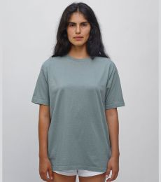 1801 Los Angeles Apparel 1801/Short Sleeve Garment Dyed Cotton Tee