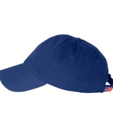 Bayside 3630 USA Made Washed Chino Dad Hat