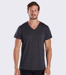 US Blanks US2200 Men's V-Neck T-shirt
