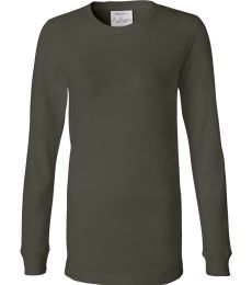 J America 8234 Ladies' Cortney Long Sleeve Thermal T-Shirt